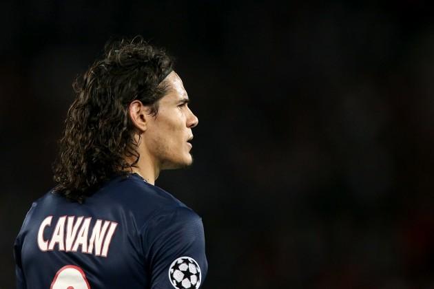 Soccer - UEFA Champions League - Quarter Final - First Leg - Paris Saint-Germain v Chelsea - Parc des Princes