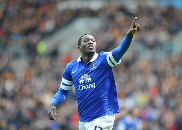 Soccer - Barclays Premier League - Hull City v Everton - KC Stadium