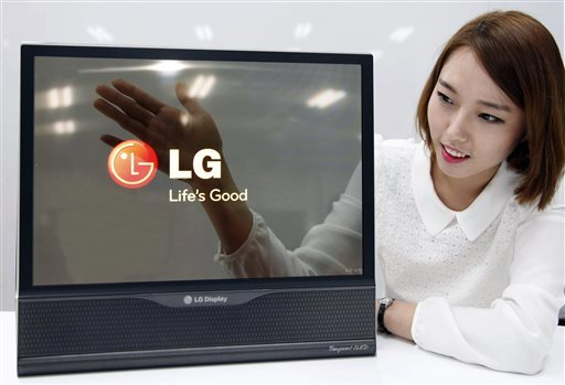 South Korea LG Display Flexible Display