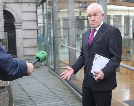 Dail debates Moriarty Reports
