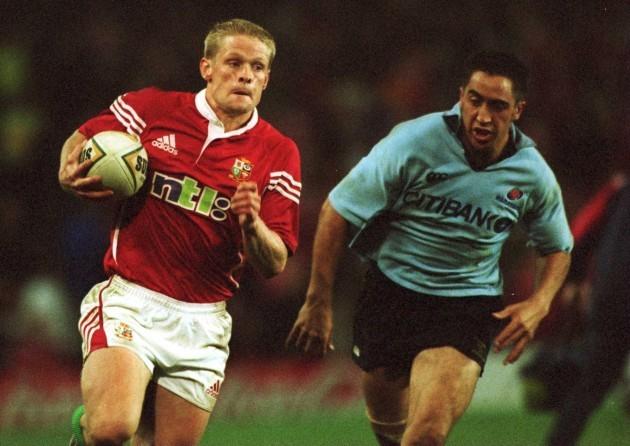 Rugby Union - British Lions' Tour of Australia - New South Wales Waratahs v British Lions
