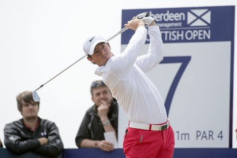 Golf - Aberdeen Asset Management Scottish Open - Day Three - Royal Aberdeen