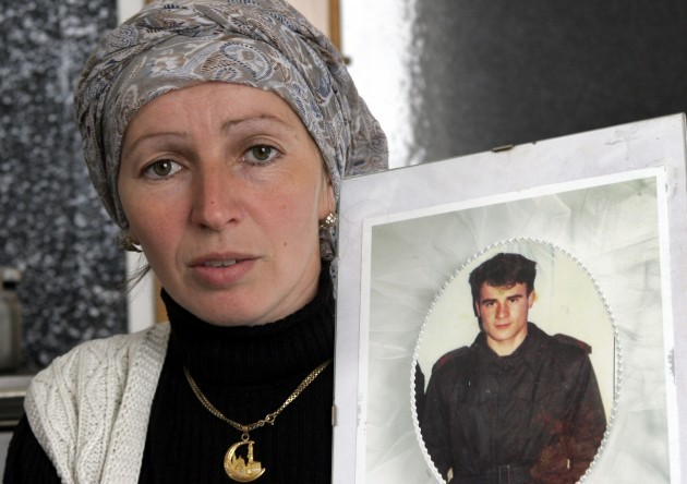 BOSNIA HERZEGOVINA MILOSEVIC'S VICTIMS