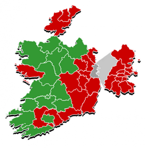 seaned vote map
