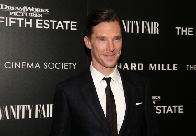 NY Special Screening of The Fifth Estate