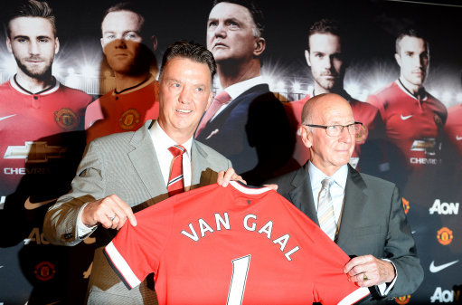 Soccer - Barclays Premier League - Manchester United Photocall - Old Trafford