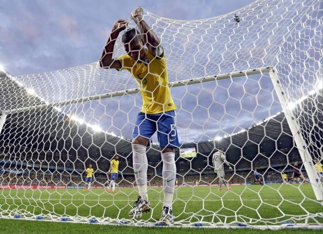 AP10ThingsToSee - Brazil Soccer 2014 WCup Brazil Germany