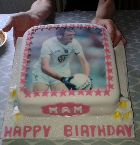 Johnny Doyle Cake