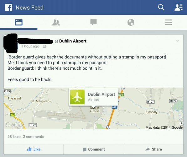This Facebook Post Is The Definition Of An Irish Welcome