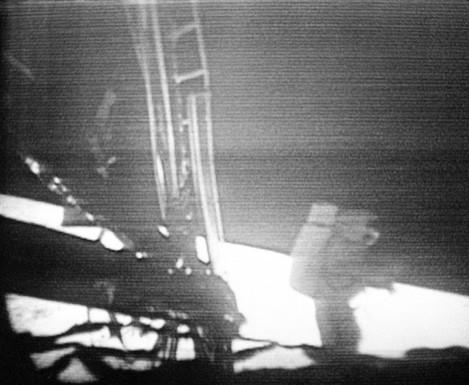 Moon Landing Anniversary Photo Package