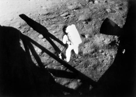 Space - Moon landing