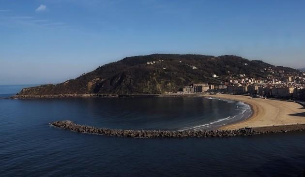 Zurriola beach - San Sebastian