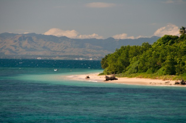 Fiji Island daytrip on the Seaspray