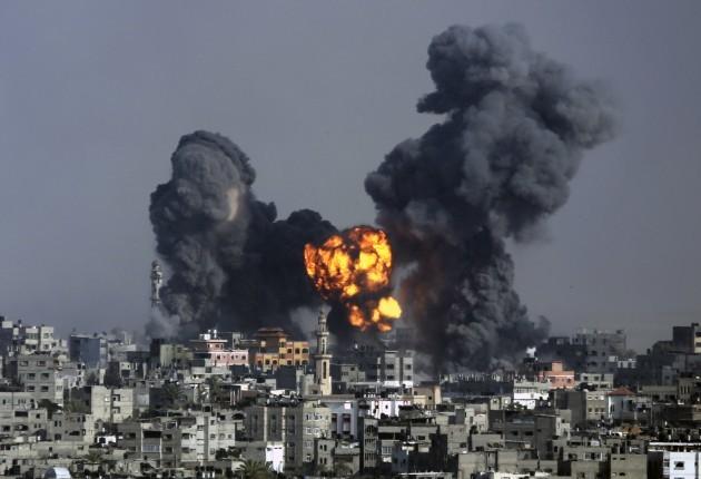 Mideast Palestinians-Living Under Blockade