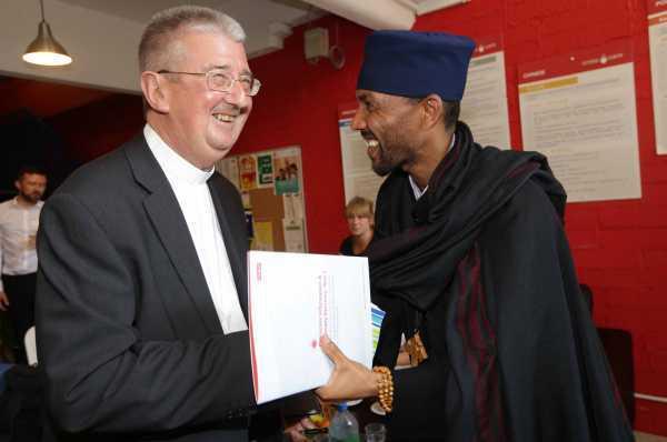 AB and Ethiopian orthodox church