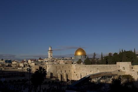 Mideast Travel Trip Five Free things Jerusalem
