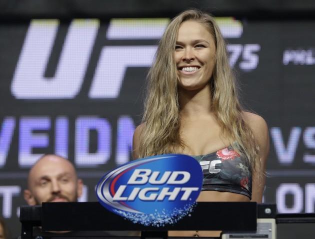 UFC 175 Mixed Martial Arts