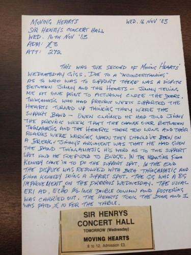 Moving Hearts write up - Jack Lyons