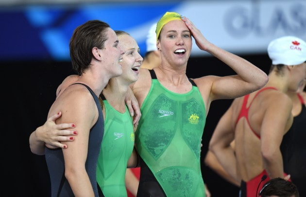 Sport - 2014 Commonwealth Games - Day One
