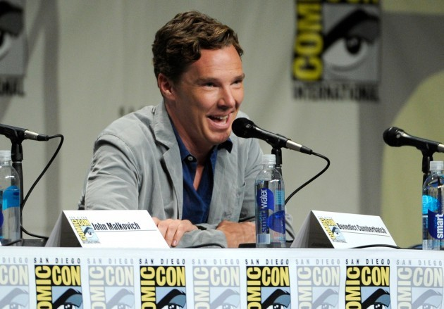 2014 Comic-Con - DreamWorks Animation Panel