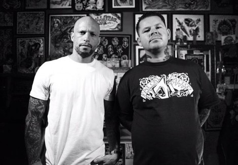 Ami James and Ross Nagle are going above and ...