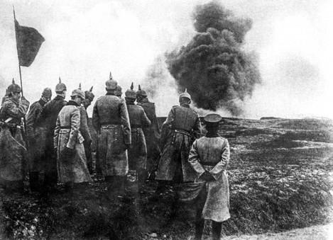 World War One - Kaiser Wilhelm II - Battle of the Somme