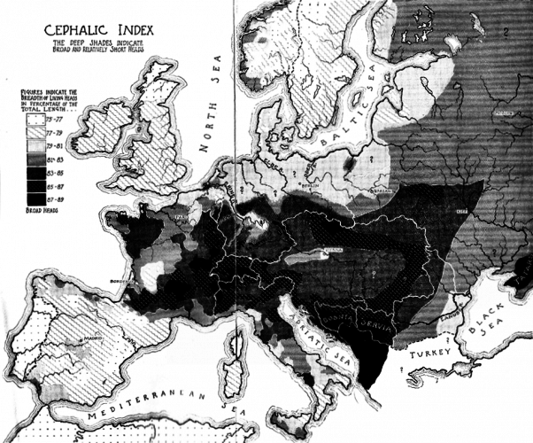 Ripley_map_of_cephalic_index_in_Europe
