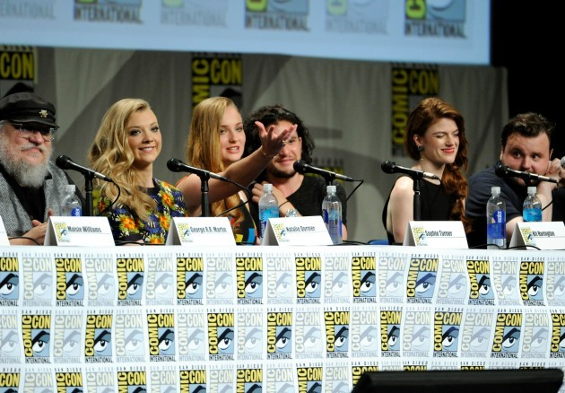2014 Comic-Con - Game of Thrones Panel