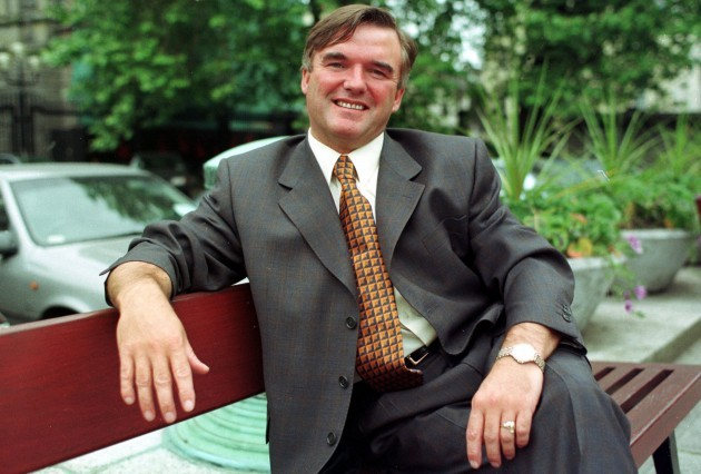 File Photo Ivor Callely Goes To Jail.