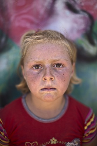 Mideast Jordan Syrian Refugee Children Photo Essay