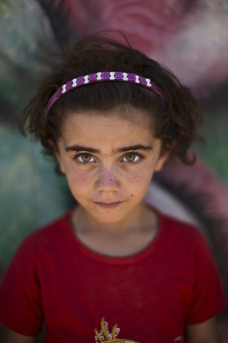 APTOPIX Mideast Jordan Syrian Refugee Children Photo Essay