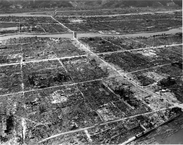 WWII DESTRUCTION
