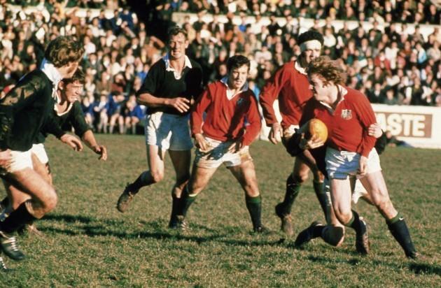 Fergus Slattery 1971