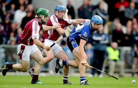 Gavin O'Loughlin followed by Ian Jones and Colm O'Driscol