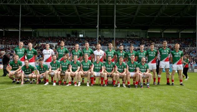 The Mayo team