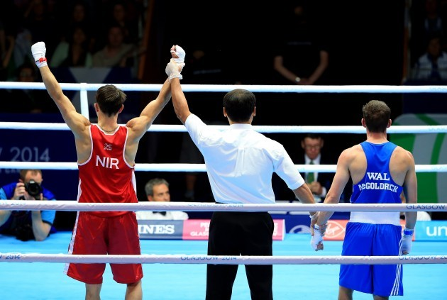 Sport - 2014 Commonwealth Games - Day Nine