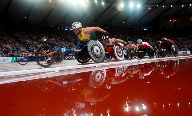 Sport - 2014 Commonwealth Games - Day Eight