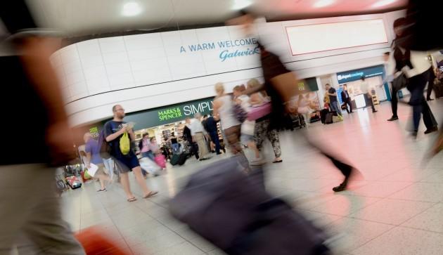 Gatwick tackles luggage crisis