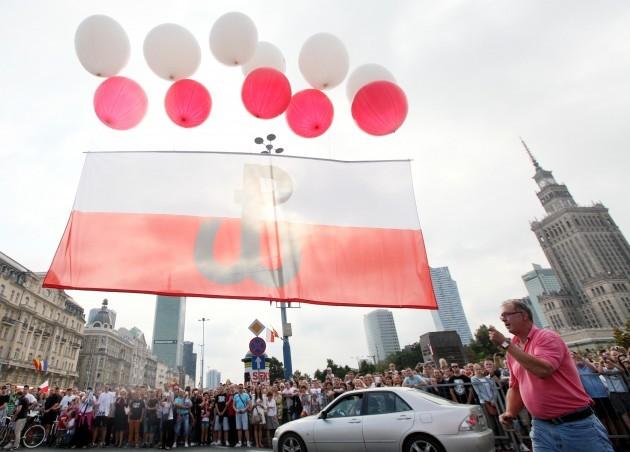 Poland Warsaw Uprising