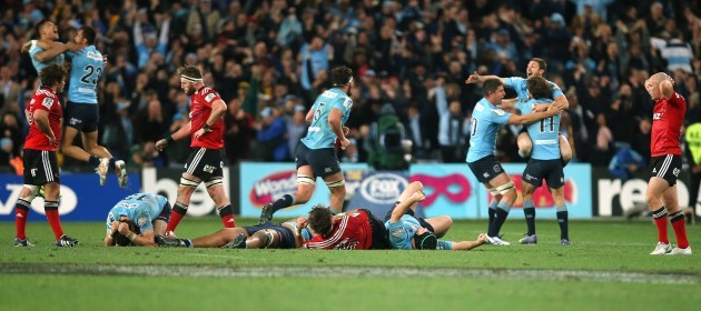 Australia New Zealand Super Rugby