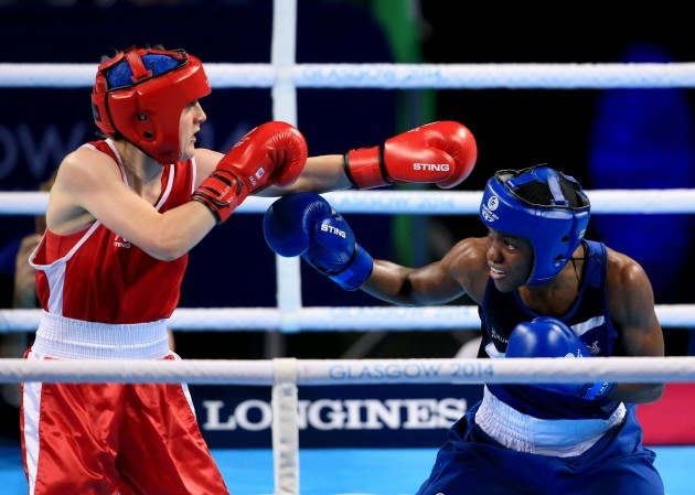 Sport - 2014 Commonwealth Games - Day Ten