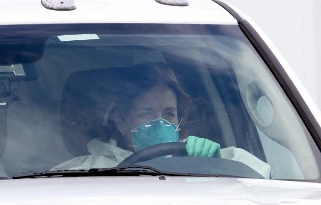 Ebola Americans Georgia