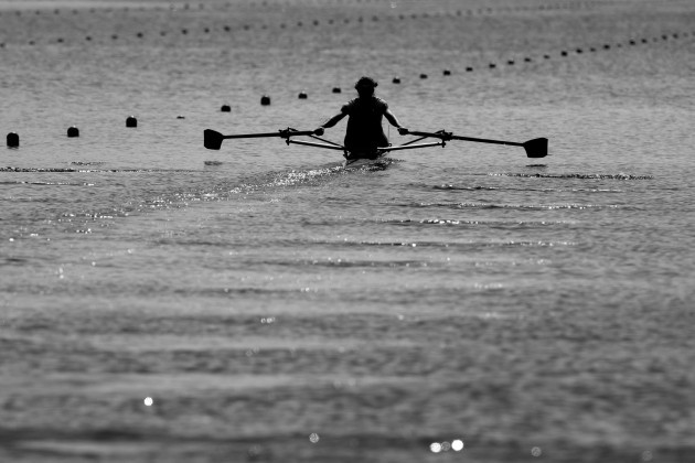 A general view of world rowing