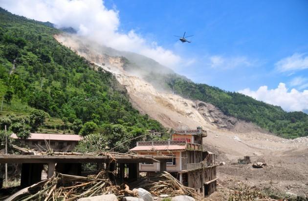 Nepal Flooding