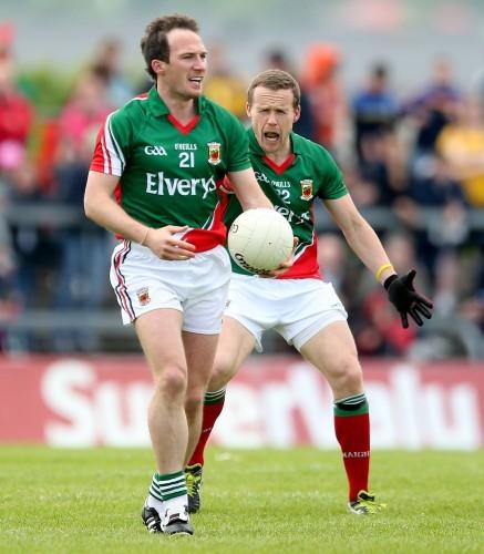 Alan Dillon and Andy Moran