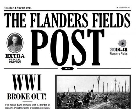 flanders fields post