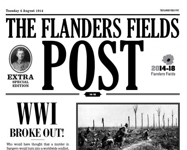 flanders fields post