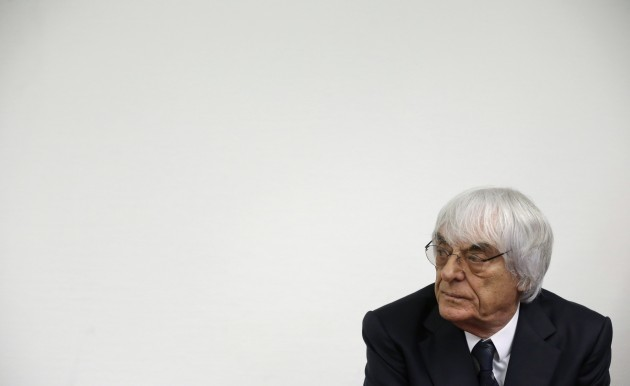 Germany F1 Ecclestone Trial
