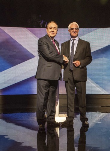 Britain Scotland Debate