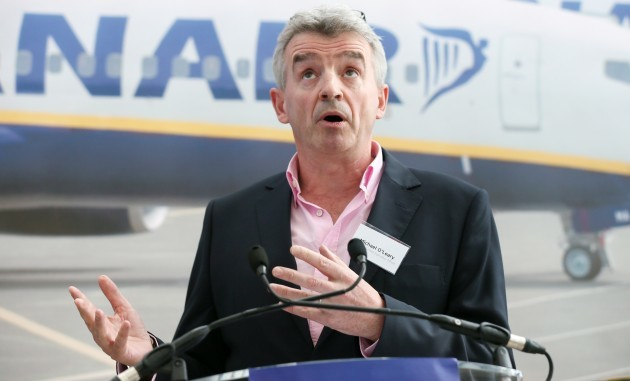 Ryanairs Dublin Office Campus Opens